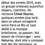 Article de Jean-Louis Derenne